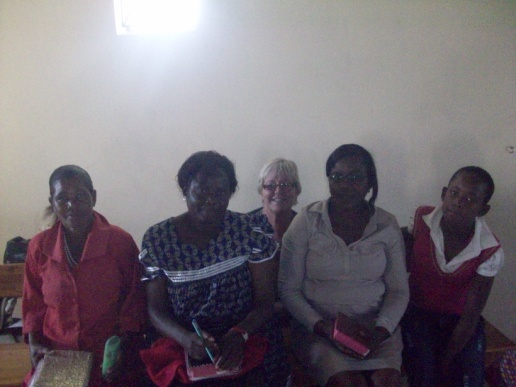 Ladies of Christ Church Ondangwa